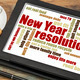 New Year goals or resolutions - PhotoDune Item for Sale