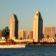 San Diego Skyline - VideoHive Item for Sale