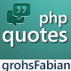 PHP Quotes CMS (Miscellaneous) Download