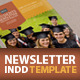 Two Amazing Student Newsletter - GraphicRiver Item for Sale