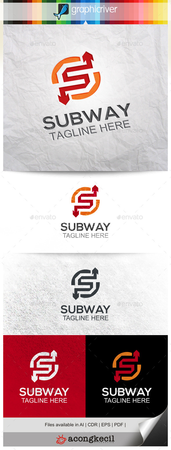 GraphicRiver Subway 9920110