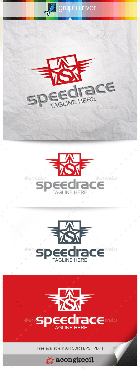 GraphicRiver Speed Racing V.2 9920112