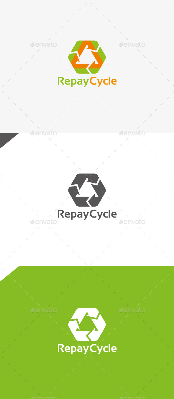 GraphicRiver Repay Cycle 9920425