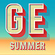 Summer Compact Alphabet - GraphicRiver Item for Sale