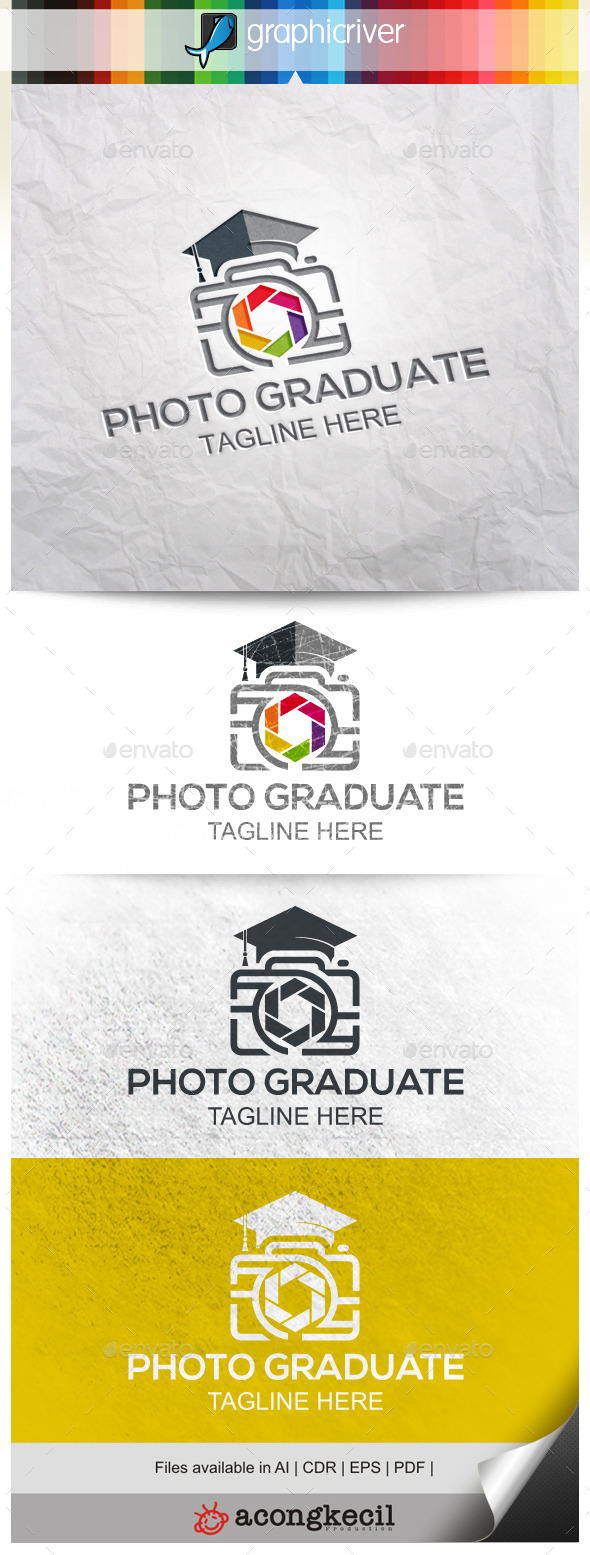 GraphicRiver Photo Graduate 9921626