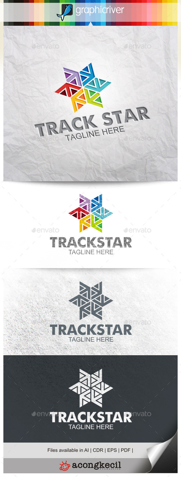 GraphicRiver Track Star V.2 9921632