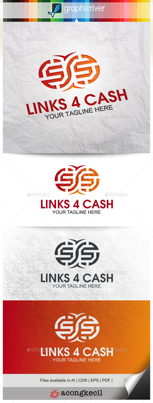 GraphicRiver Link for Cash 9921637