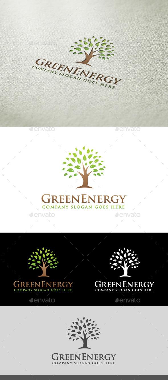 GraphicRiver GreenEnergy 9921768
