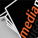 Simple Media Business Card - GraphicRiver Item for Sale