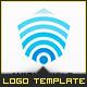 Wifi Shield - Logo Template - GraphicRiver Item for Sale