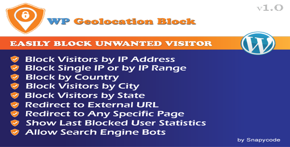 CodeCanyon WP Geolocation Block 9895164