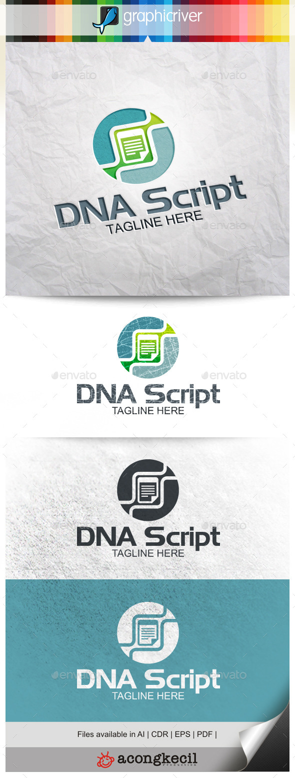 GraphicRiver DNA Script 9923909
