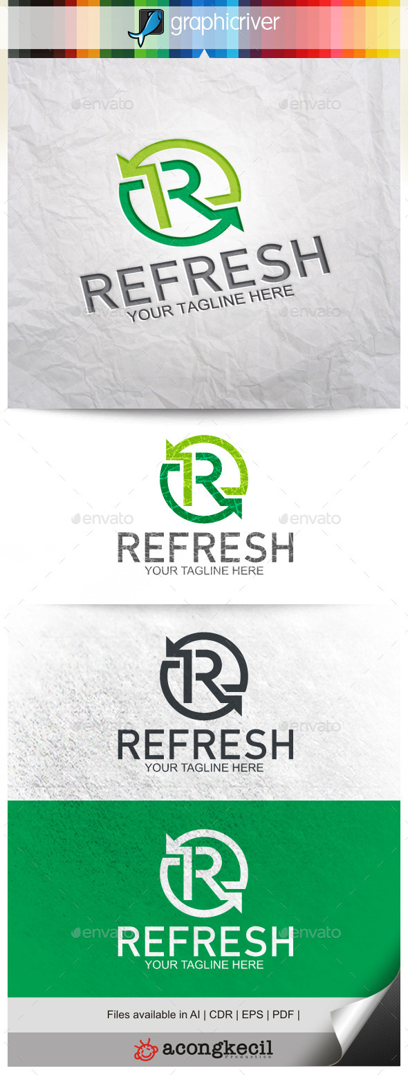 GraphicRiver Refresh 9923928