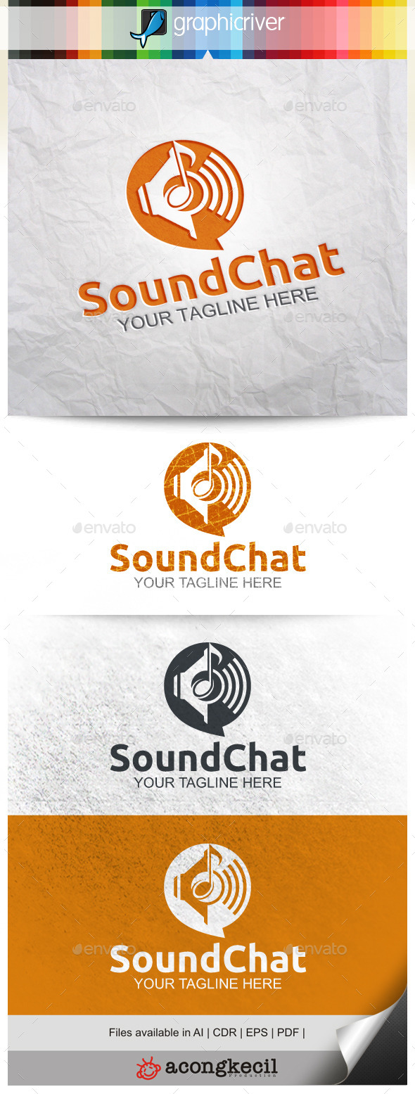 GraphicRiver Sound Chat 9923934