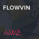FlowVin - Vintage Flower Shop WordPress Theme