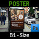 Cafe Restaurant Poster Template Vol.1 - GraphicRiver Item for Sale