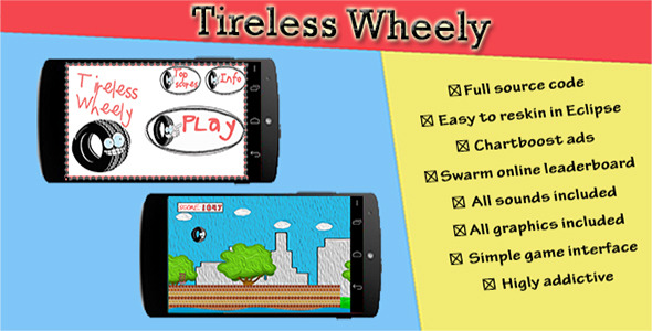 CodeCanyon Tireless Wheely 9924219
