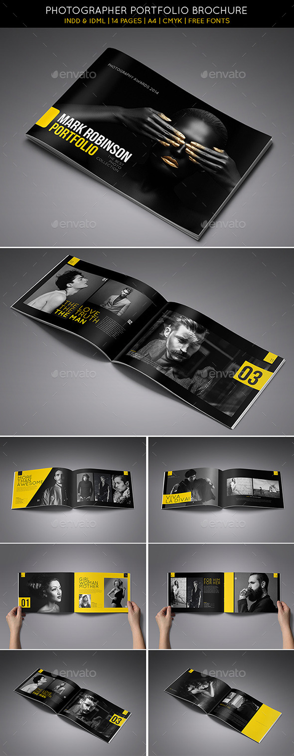 GraphicRiver Portfolio Brochure Vol.3 9924359