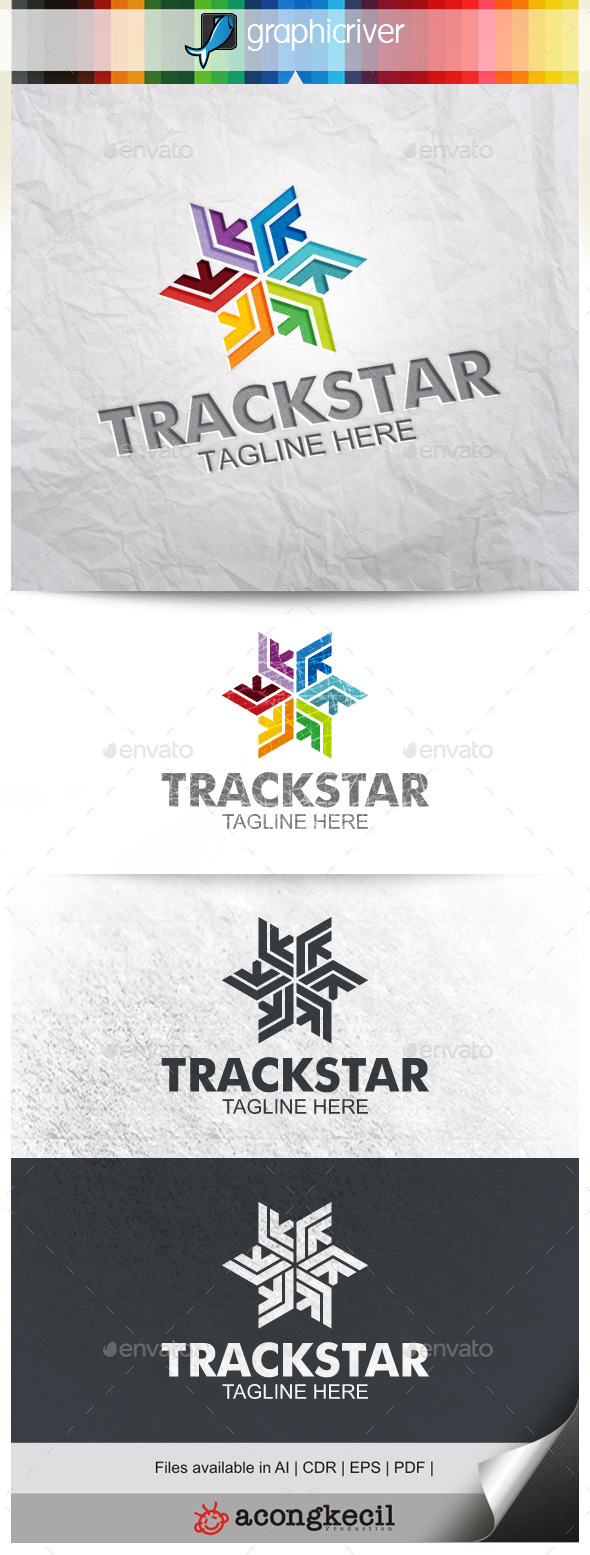 GraphicRiver Track Star V.3 9924501