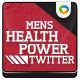 Health & Fitness Twitter Header - GraphicRiver Item for Sale