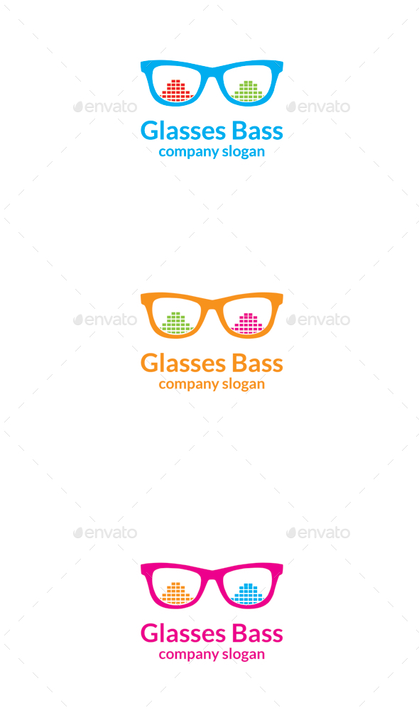 GraphicRiver Glasses Bass 9926364