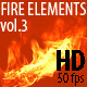 Fire Elements vol.3 - VideoHive Item for Sale