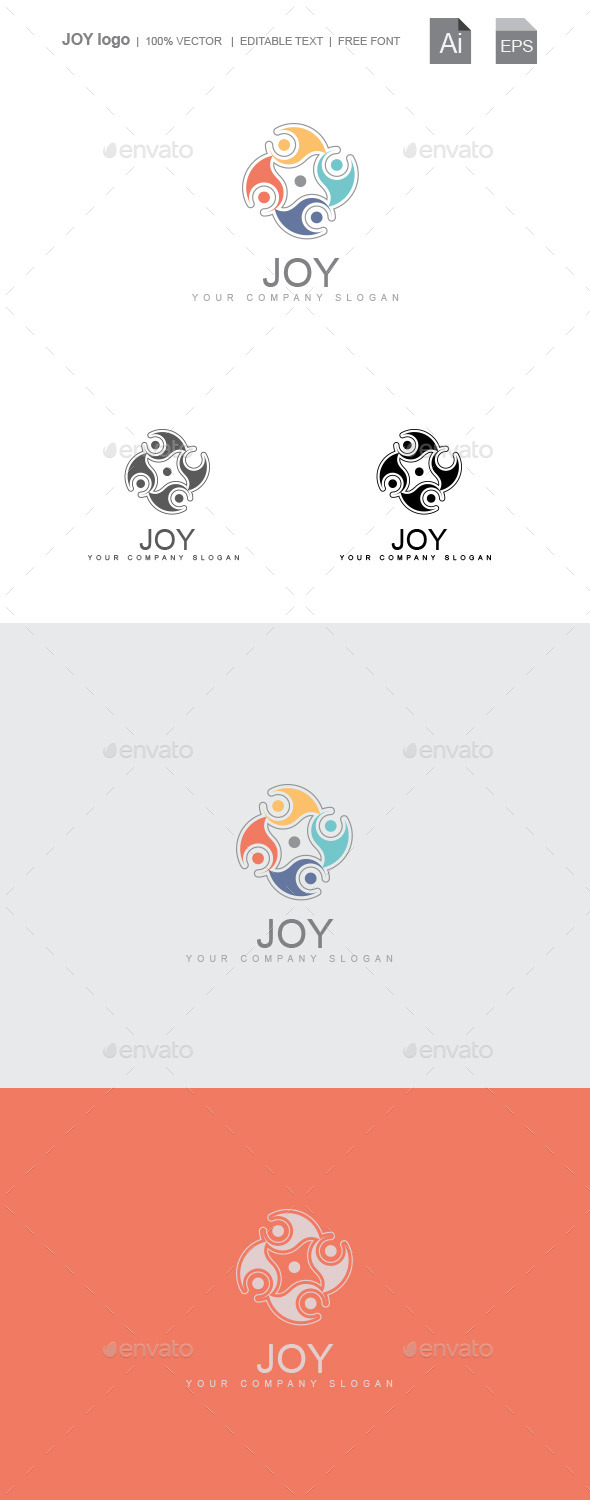 GraphicRiver Joy 9927719