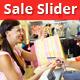 Winter Sale Slider - GraphicRiver Item for Sale