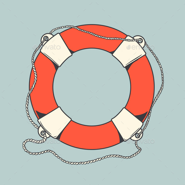 GraphicRiver Life Buoy 9928483