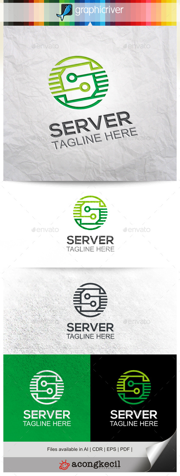 GraphicRiver Server 9928712