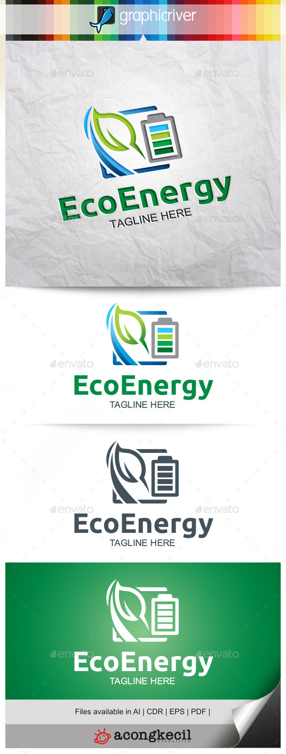 GraphicRiver Eco Energy 9928823