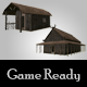 MMORPG Low Poly Buildings