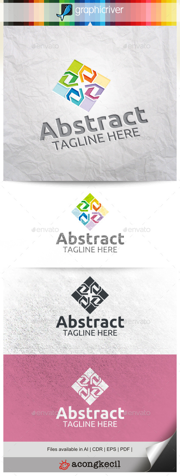 GraphicRiver Abstract Symbol V.3 9929280