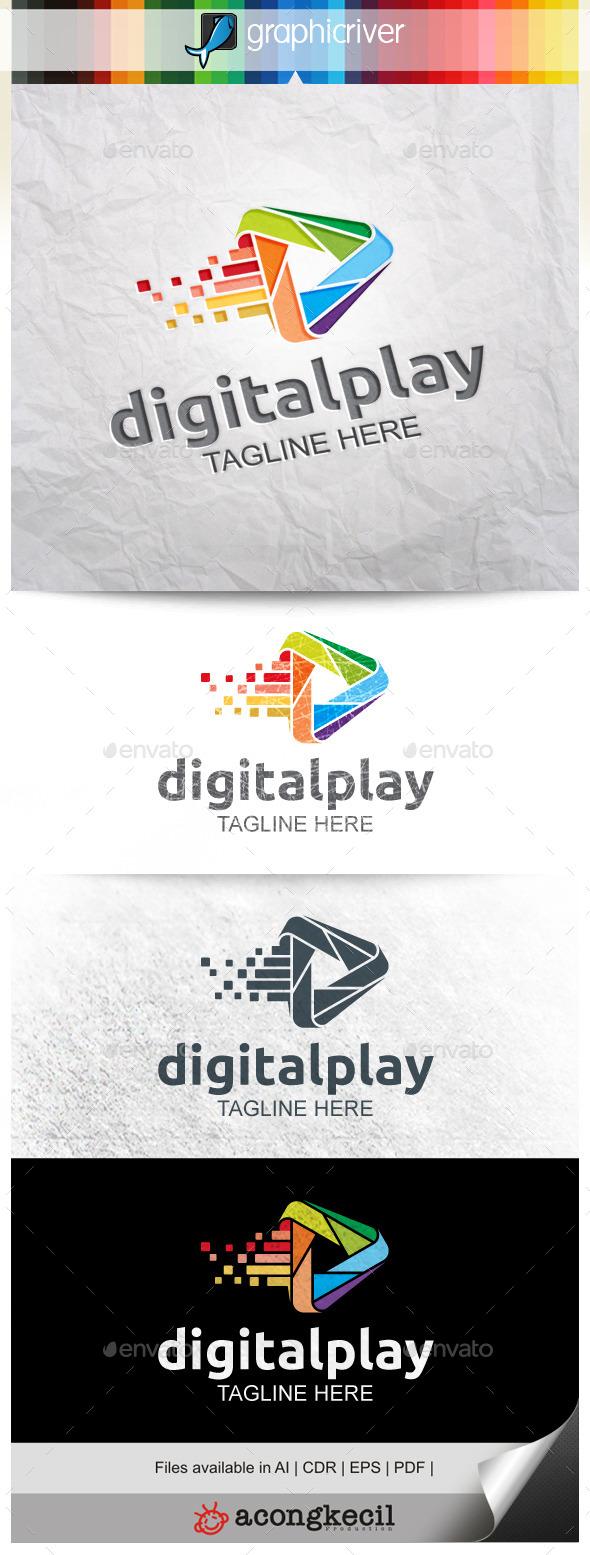 GraphicRiver Digital Play V.4 9929620