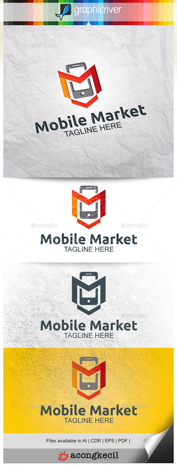 GraphicRiver Mobile Market 9929644