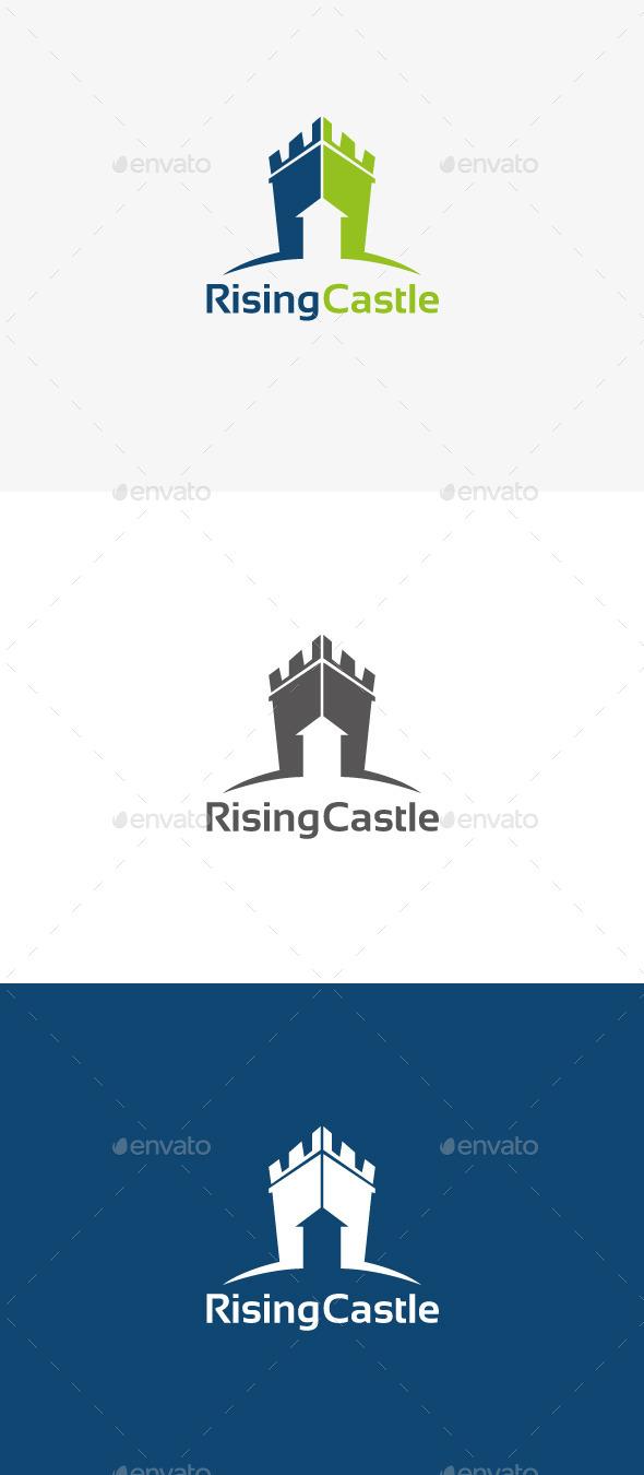 GraphicRiver Rising Castle 9929665