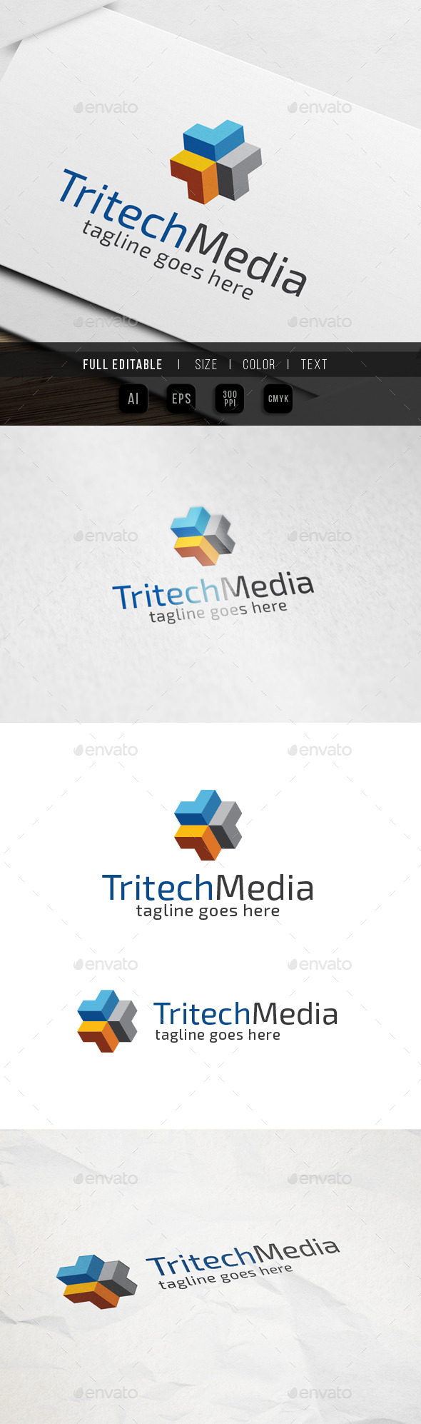 Three Cube Tech Media