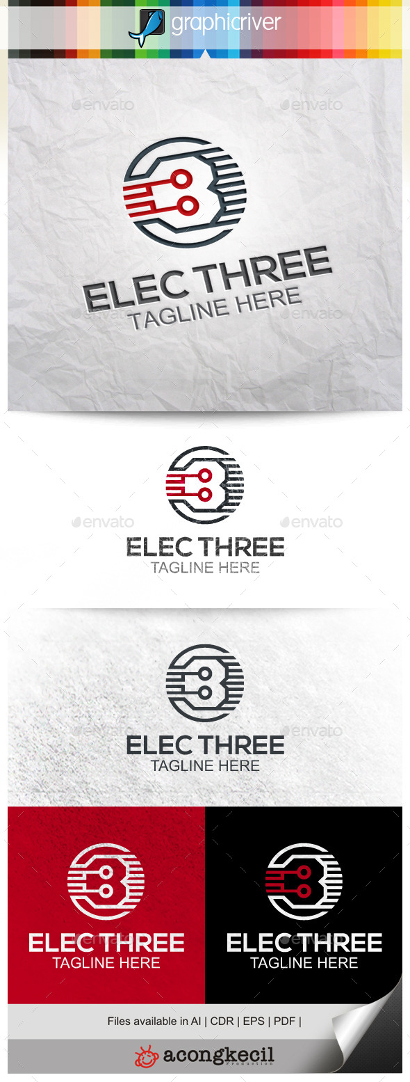 GraphicRiver Elec Three 9931984
