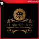 Clasino Lion Logo - GraphicRiver Item for Sale