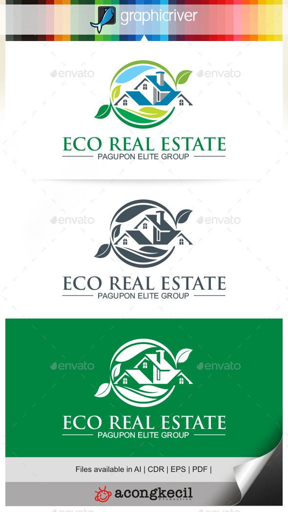 GraphicRiver Eco Real Estate 9932526