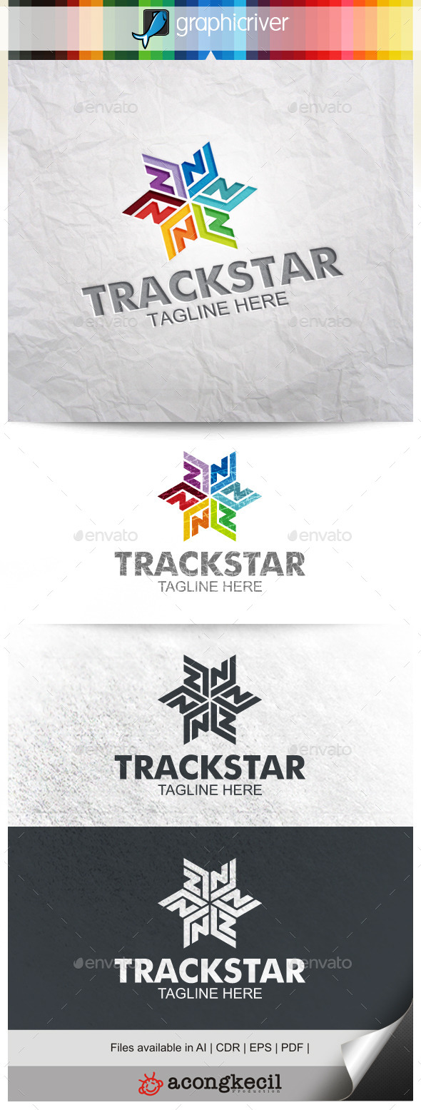 GraphicRiver Track Star V.4 9932531
