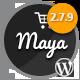 MayaShop - A Flexible Responsive e-Commerce Theme - ThemeForest Item for Sale