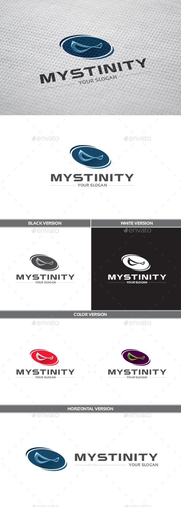GraphicRiver Mystinity Logo 9932766