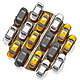 Traffic Jam - GraphicRiver Item for Sale
