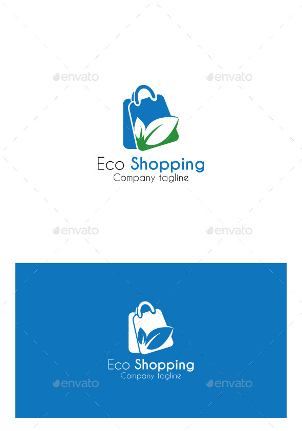 GraphicRiver Eco Shopping 9934952
