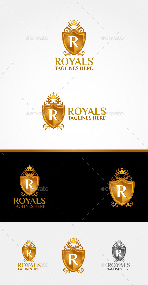 GraphicRiver Royals 9935307