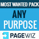 AnyPurpose - A Multipurpose Pagewiz Landing Page - ThemeForest Item for Sale