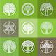 Tree Logo Set - GraphicRiver Item for Sale