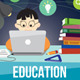 Education Infographic - Vector