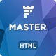 MASTER - Real Estate HTML Landing Page